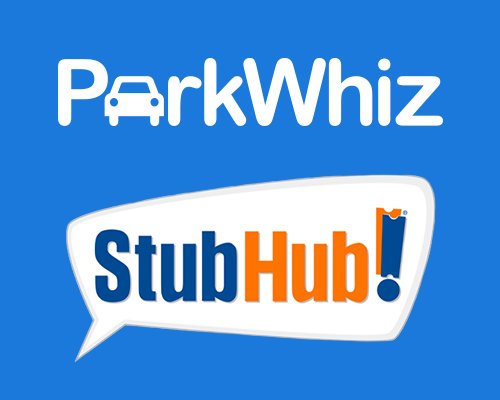 ParkWhiz & StubHub Partner: Get your tickets and parking all in one place