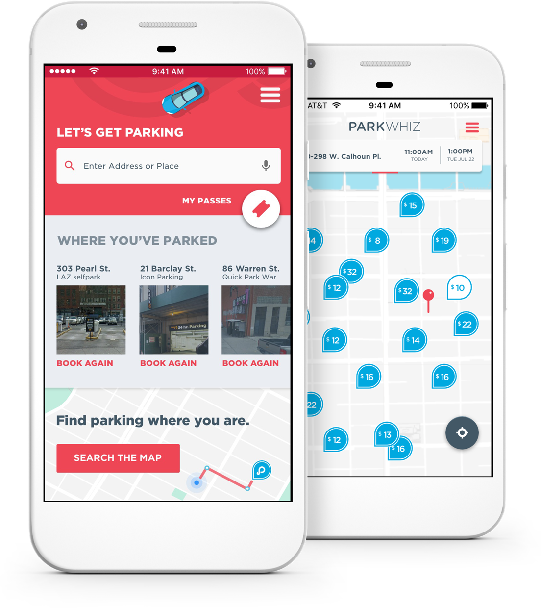 ParkWhiz: Find and Book Parking Anywhere